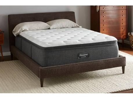 "Beautyrest® Platinum ""C"" Pillow Top Hybrid Mattress"