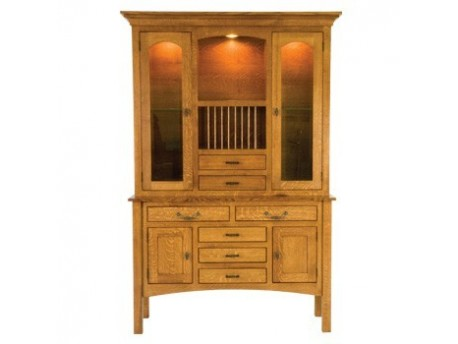 Terrific Highland Buffet Hutch Francis Furniture Of Greenville Ohio Home Remodeling Inspirations Basidirectenergyitoicom